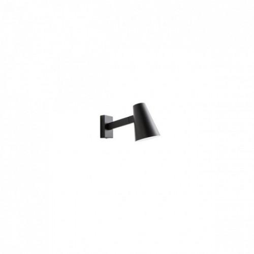 Aplica Mingo, negru mat, 1XE14 01-1553 REDO
