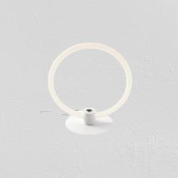 Veioza Spell, alb mat, LED, 12W, alb cald 3000K, 01-2227 REDO