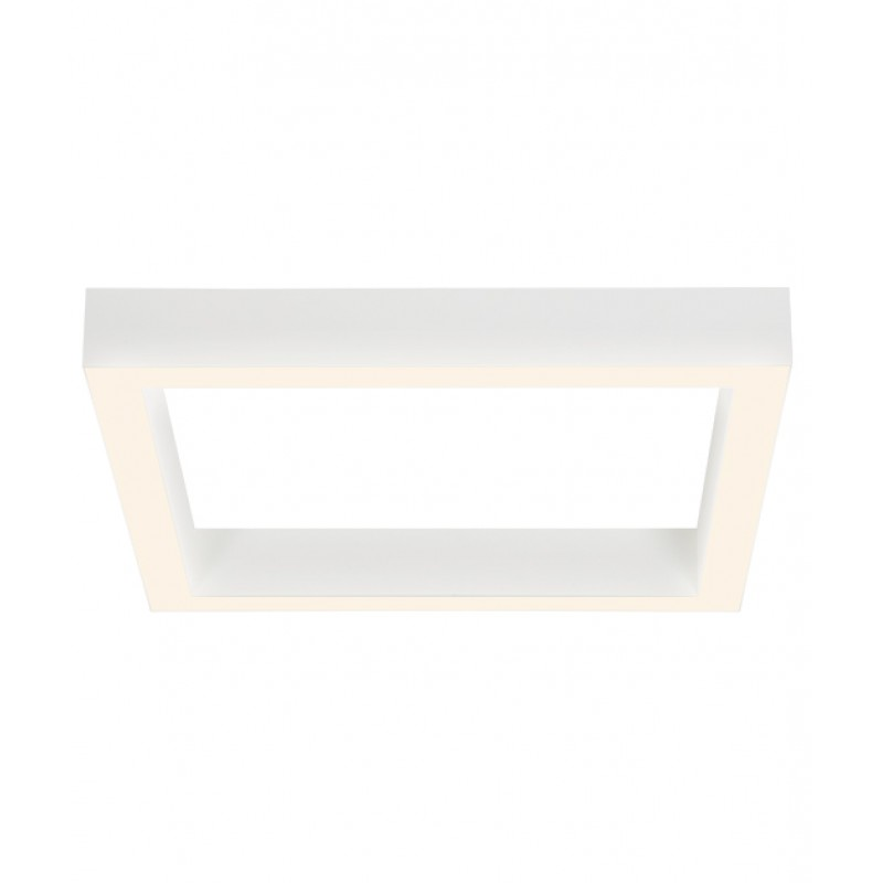 Plafoniera LED moderna cu structura din aluminiu 18148-W Zambelis