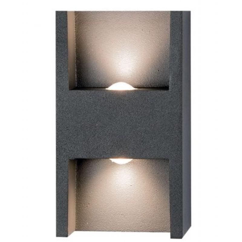 Aplica LED exterior cu structura metalica E 112 Zambelis