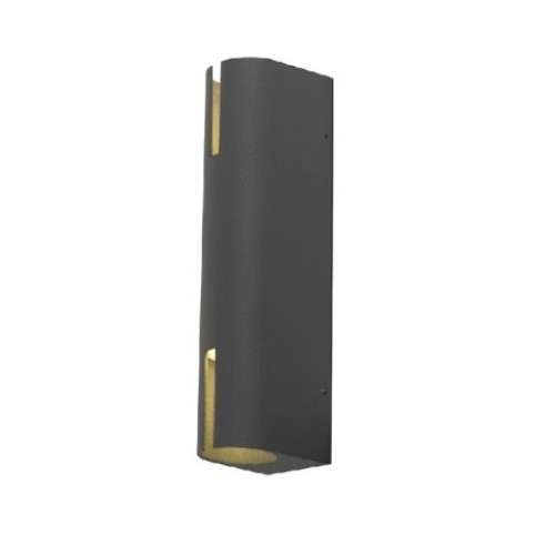 Aplica LED exterior cu structura metalica E 176 Zambelis